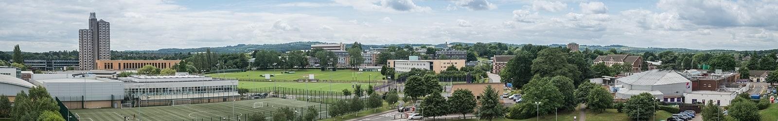 Loughborough University Campus
