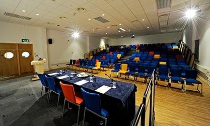 The Stephenson Lecture Theatre